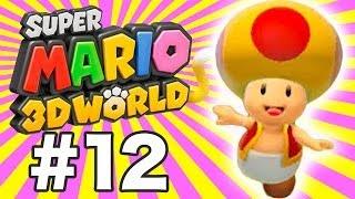【瀬戸の実況】スーパーマリオ3Dワールドをふたりで実況プレイ! Part 12