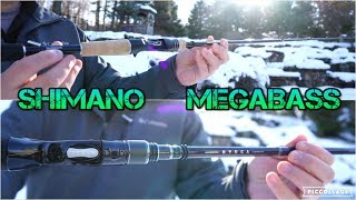 How Important is Rod Sensitivity? Shimano Expride, Zodias, Megabass Hyuga