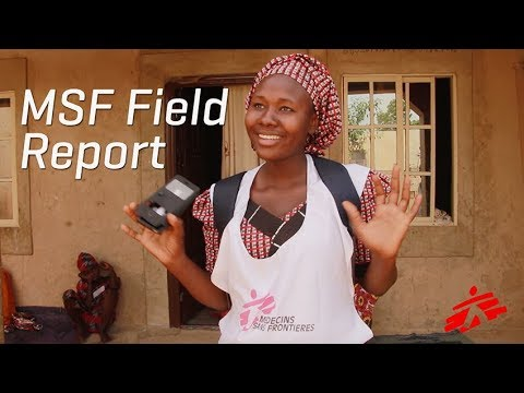 Smartphones for smarter aid delivery