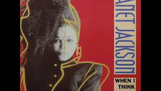 Janet Jackson - When I Think Of You (Dub Acappella)