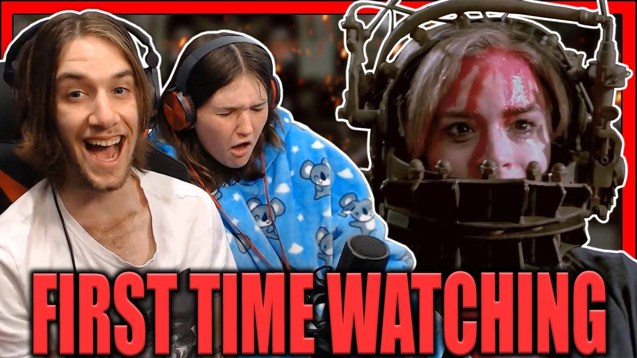 Download My Sister Watches SAW 3D (2010) For the First Time!