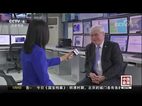 South China Sea Tsunami Advisory Centre - Interview with UNESCO-IOC's Vladimir Ryabinin (CCTV China)