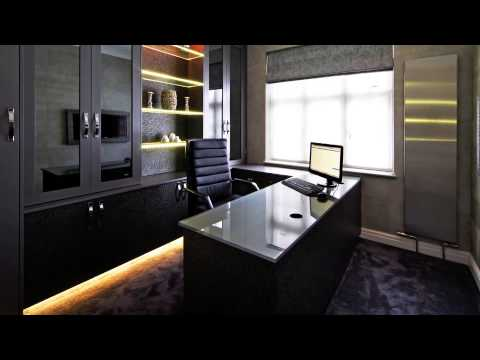 LED Tape Lights  Installation Ideas for your Home Office