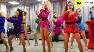 Оля Полякова танцует Королева ночи