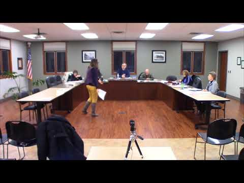Committee of the Whole Village of Hortonville 1/4/2018 UW Extension Session - Open Records Requests