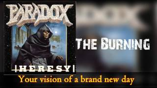 Watch Paradox The Burning video