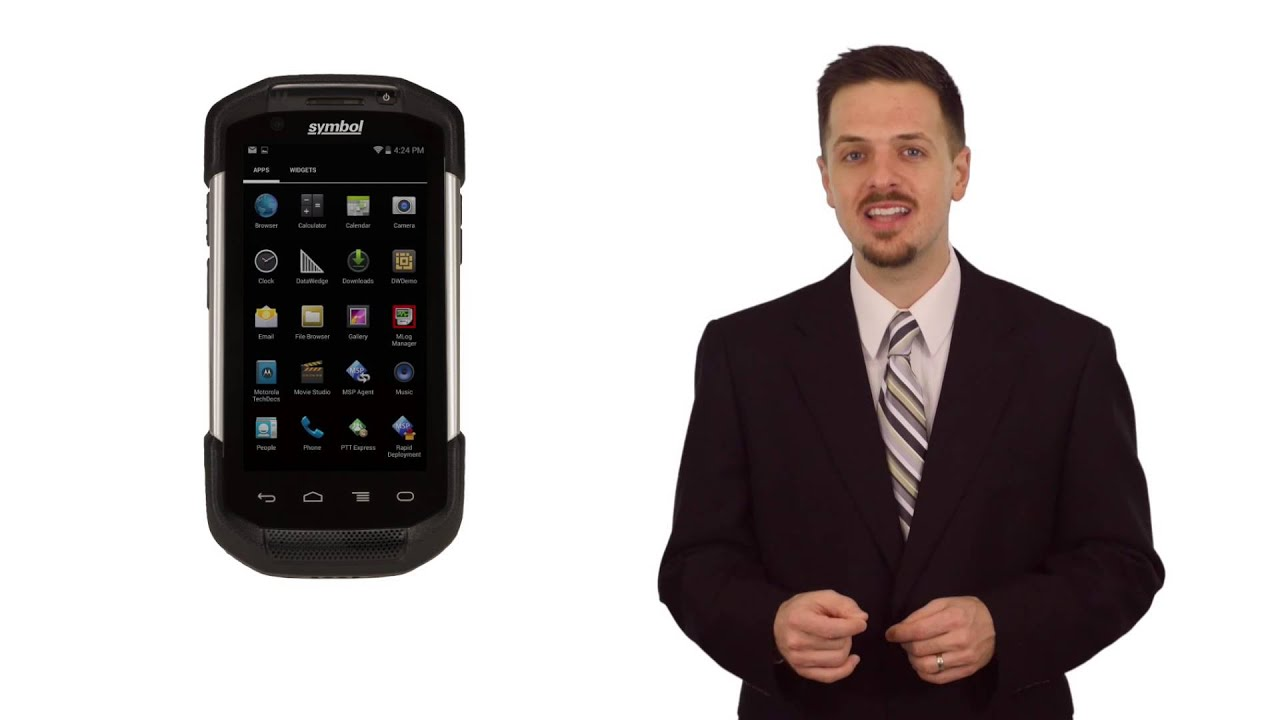 Introducing the TC 70 by Motorola Solutions