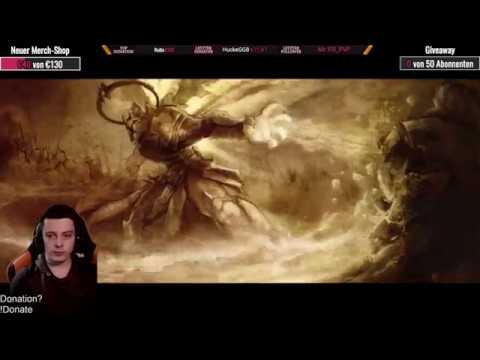 Diablo 3 UEE [PS4 Pro] - Live-Stream