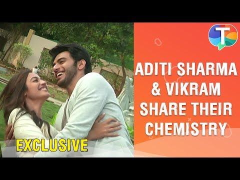 Aditi Sharma And Vikram Singh Chauhan Talk About Their Chemistry On Yehh Jadu Hai Jinn Ka