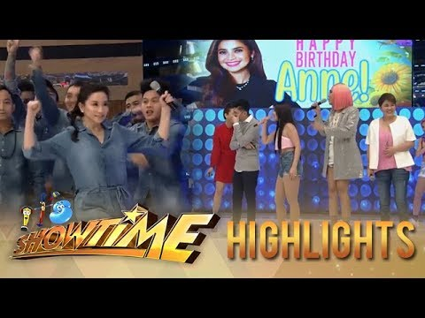 It's Showtime: It's Showtime hosts jokes about Mariel's OOTD