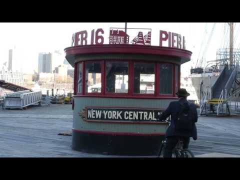 Kevin and Jimmy's Guide to New York City: South Street Seaport