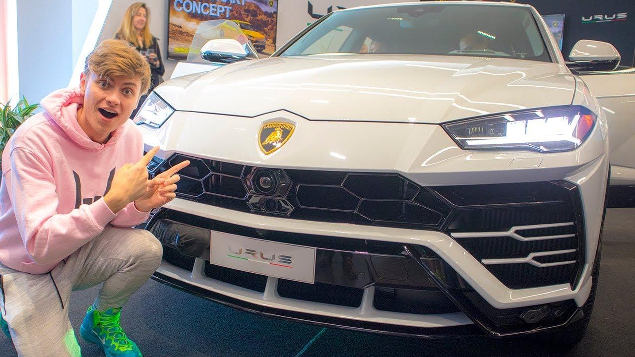 My New Lambo Lamborghini Urus Youtube