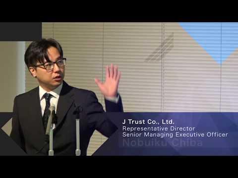 J Trust Co., Ltd. Earnings Presentation for 1st Quarter of FY2018