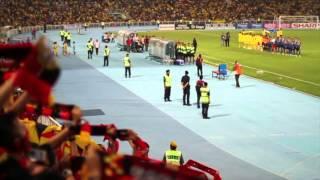GB13:TV Respect our state anthem! Throwback Ibu Pertiwiku Stadium Darul Makmur