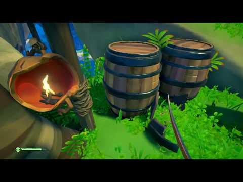 Hiding My Fine Sugar (Sea of Thieves Gameplay)