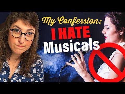 I Hate Musicals || Mayim Bialik