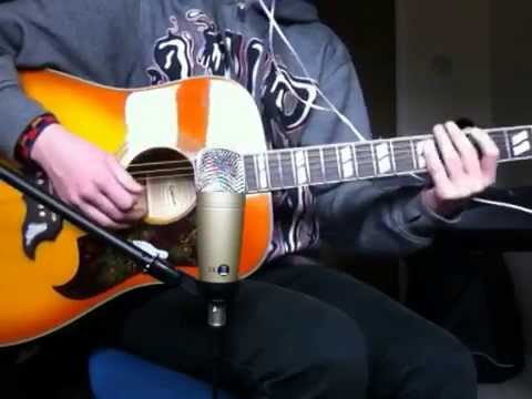 The Front Bottoms - Lipstick Covered Magnet (Rose EP Version) Acoustic Guitar Cover