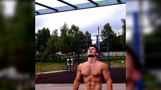 Never Let The Bars Look Down On You (Calisthenics Motivation)
