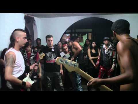 Atentado Punk no Ocupa São João - 9/2/2013