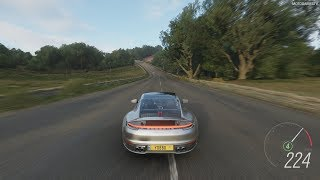 Forza Horzion 4 - 2019 Porsche 911 Carrera S (992) Gameplay [4K]