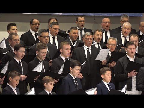 Руки, пробиті, поранені руки. Чоловічий хор Першої Української Баптистської церкви м. Сіетл