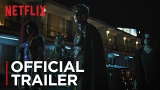 Titans | Official Trailer #2 [HD] | Netflix