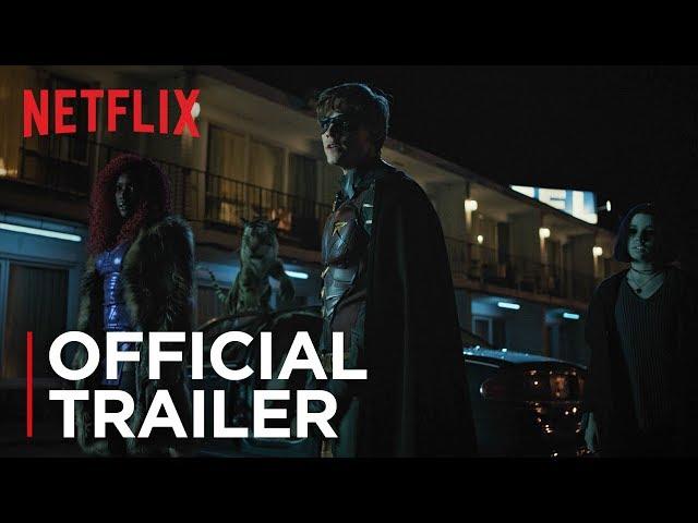 Titans trailer stream