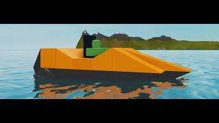 Cómo hacer un simple Jet Ski en Avión Loco Roblox