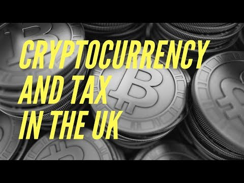 Cryptocurrency and Tax in the UK