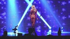 FItness Universe TV - Else Lautala at the '14 Ms. Bikini America Show