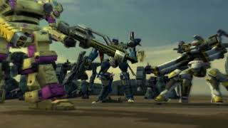 60FPS Armored Core Last Raven Leviathan Path