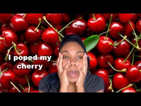 I POPPED MY OWN CHERRY??///SYMONE SPEAKS