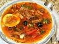 Солянка мясная сборная   без  колбасы любимое блюдо всех мужчин   solyanka meat soup