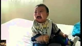 ребенок смеется как взрослый, жесткие приколы