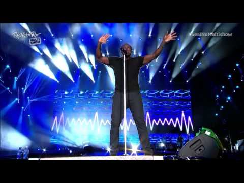 Rock in Rio 2015 - Seal: Life on the dance floor - HD