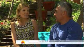 Cesar Milan opens up about suicide attempt