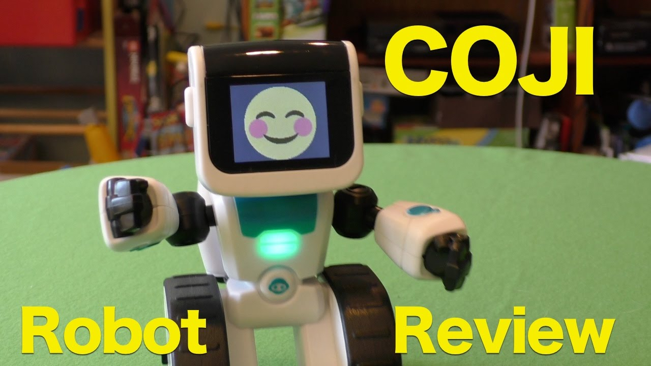 Coji Robot Review Learn To Code With Emojis Programming Robot From