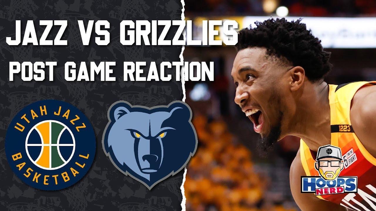 Donovan Mitchell returns to Utah Jazz lineup for Game 2