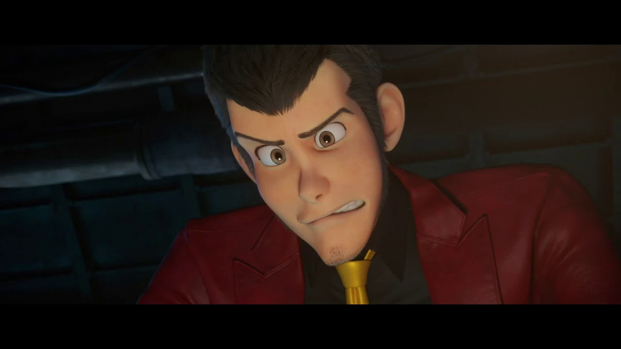Lupin The Third: The First trailer