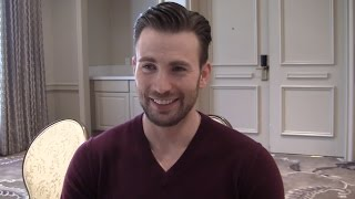 Chris Evans Talks Directorial Debut 'Before We Go', Tom Brady