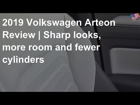 2019 Volkswagen Arteon Review: Sharp looks, more room and fewer cylinders