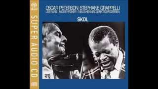 Oscar Peterson & Stephane Grappelli €� Skol Full álbum