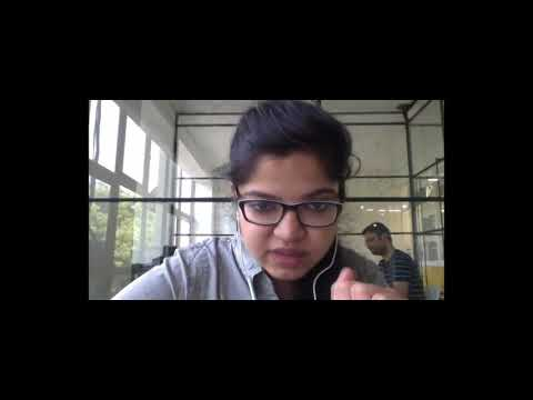 Online Session on Crowdfunding |  Prarthana Gupta