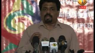 News 1st Prime time 8PM  Shakthi TV news 22nd October 2014