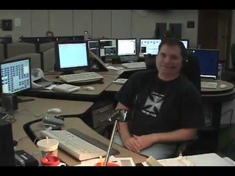 Radio Emergency Orange Button (Clark County Washington)