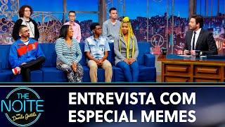 Entrevista Com Especial Memes    The Noite  12/09/19