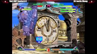 Marvel vs Capcom 2 - 4 Man Exhibition - East Coast Throwdown V - Part 2