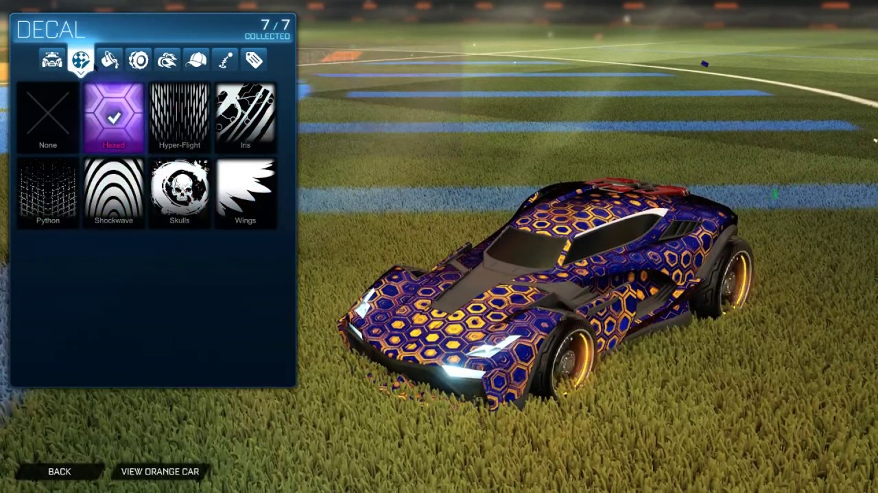 Hexed Rocket League Storm Related Keywords Suggestions Hexed