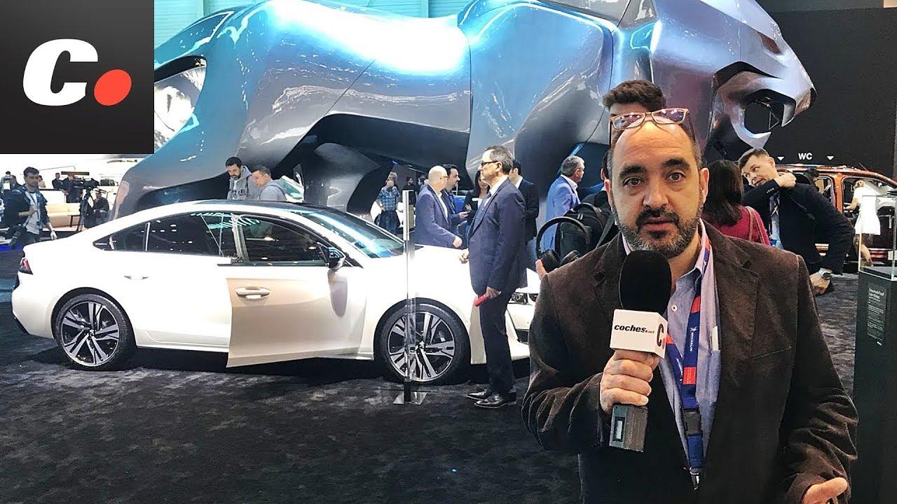 Novedades del Salón de Ginebra 2018 | Geneva Motor Show en español ...