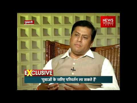 Sarbananda Sonowal Exclusively Speaks To News World India Over Historic Win In Assam